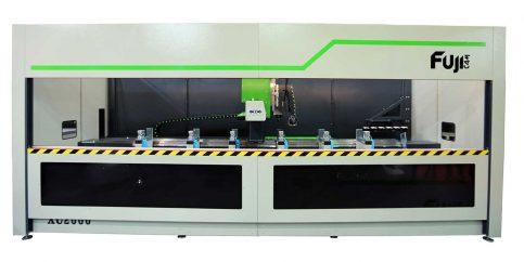 Centre d'usinage pour aluminium 3 axes FUJICAM XC 2000